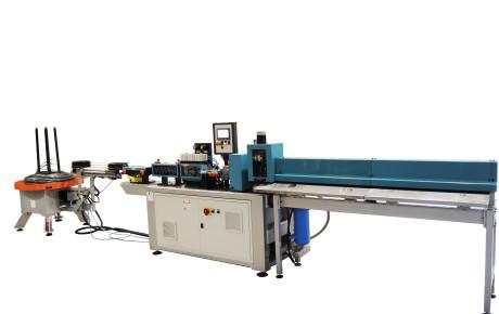 Wire Straightening And Cutting Machine Mtf22 With